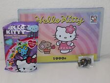 HELLO KITTY 1990s CON 2014 EXCLUSIVE - Oversized Card & Mini Fig - SERIES 2 PACK