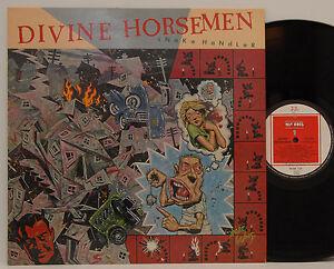 Divine Horsemen        Snake Handler        New Rose        OIS        NM # N