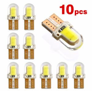 10x T10 W 5W SMD LED Canbus Auto Standlicht Kennzeichenbeleuchtung 12V Weiß Kalt