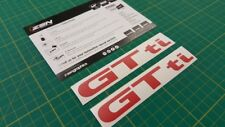 Daihatsu Charade GTti G100 G102 decal sticker graphics replacement Tianjin Xiali