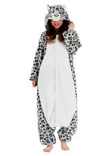 SAZAC Snow Leopard Kigurumi - Adult Costume from USA