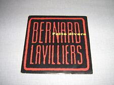 BERNARD LAVILLIERS 45 TOURS FRANCE PROMO UNIFACE (2)