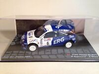Ford Focus RS WRC P.Andreucci - A.Giusti Rally San Marino 2001 1:43 Scale New