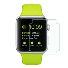 Screen Protector Edge to Edge Genuine Soft Clear for Apple Watch 42mm 1 2 3