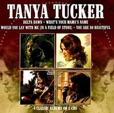Tanya Tucker - Delta Dawn/What's Your Mama's Name/Would You Lay Wit (NEW 2CD)
