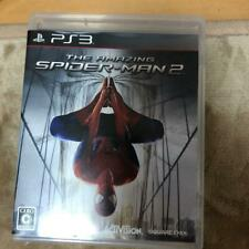 PS3 Amazing Spider-Man 2 08693 Japanese ver from Japan