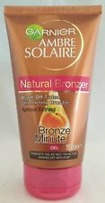 Garnier Ambre Solaire Natural Bronzer Wash Off Tinted Shimmering Apricot Extract