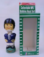 1990s Twins Enterprises Baltimore Ravens Football Bobblehead Nodder NIB