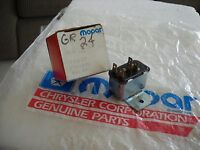 NOS MOPAR 1974-1976 A/C AUTOMATIC TEMPERATURE CONTROL RELAY DODGE PLY IMP