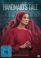 THE HANDMAID'S TALE - RICHARDSON,NATASHA/DUNAWAY,FAYE/DUVALL,ROBERT   DVD NEU