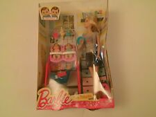 Barbie Twin Babysitter doll set