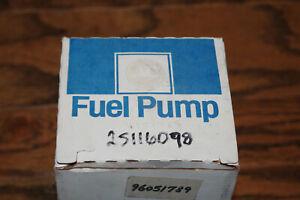 NEW NOS ACDelco Fuel Pump GM # 25116098 96051789
