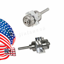 Dental Turbine Cartridge Rotor Fit Kv Nsk Led Fiber Optic Handpiece Yb6yd6 Bh
