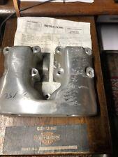 GENUINE HARLEY SHOVELHEAD FLH/FL FRONT ROCKER BOX NOS 17511-66 FITS ALL SHOVELS