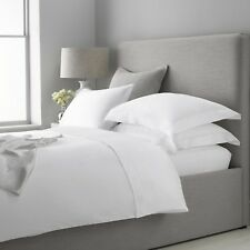 NEW SUPER KING PURE EGYPTIAN COTTON FITTED SHEET IN PURE WHITE 600 THREAD COUNT
