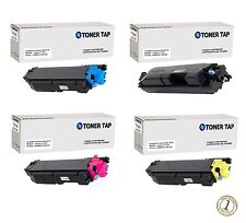 Toner Compatible for Kyocera TK-5142 KCMY (4-Pack)