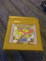 Pokemon: Gold Version (Game Boy Color, 2000) (Working Reproduction!)