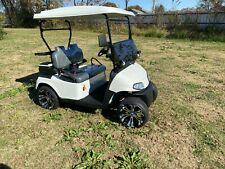 New 2021 Model 48v 2 Seat Electric Golf Cart - Loaded with Options