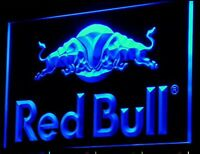 Red Bull Energy Drink LED Neon sign night Light Man Cave Room Wall Decor Gift