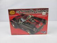 MPC/ERTL 57 CORVETTE GASSER MODEL CAR KIT NO 6355 SEALED NOS MODEL CAR USA MADE