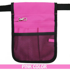 Nurse Vet  Physio Teacher Medical Professions Waist Belt Pouch Bag - Pink