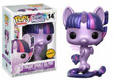 FUNKO  MLP Movie - Twilight Sparkle Sea Pony Chase Vinyl Figure ~ NIB