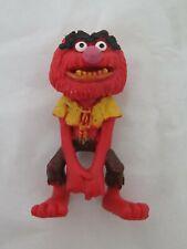 "Vtg Schleich 1978 Muppets ""Animal"" Figurine 1978 Ha! Rare West Germany"