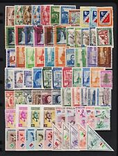 Dominican Republic - 73 stamps, mint, used - see scan
