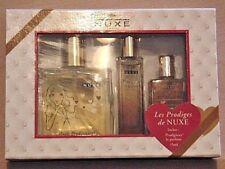 Nuxe Paris Les Prodiges de Nuxe - 3 items gift boxed - NEW & UNUSED!!