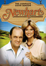 Newhart The Complete Sixth Season DVD Full Frame 3 Pack