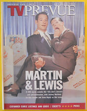 Sean Hayes Jeremy Northam MARTIN & LEWIS TV Prevue guide Nov 24 2002 Jerry Dean