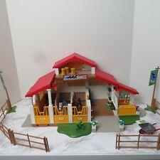 Playmobil 4190 Horse & Pony Farm Barn Stable - Many Accessories
