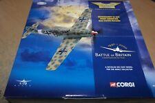 Corgi Aviation 1:72 Messerschmitt BF-109E Hans Joachim Marseille África del Norte