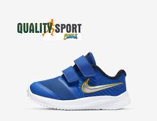 Nike Star Runner 2 Azzurro Scarpe Shoes Bambino Infant Sneaker AT1803 404 2020