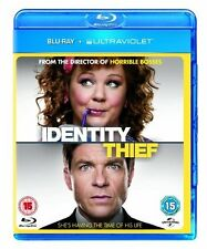 Identity Thief [Blu-ray + UV Copy] [2012]: Jason Bateman; Melissa McCarthy