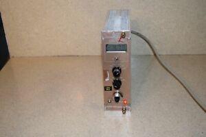EG&G ORTEC 556 HIGH VOLTAGE POWER SUPPLY NIM BIN (TP812)