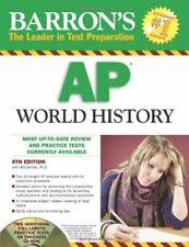 Barron s AP World History  Barron s  The Leader in Test Preparation
