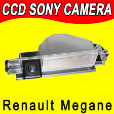 CCD car reverse rear view camera for Renault Dacia Duster Sandero auto kamera