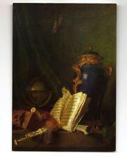"""POSTCARD - """"Lapis Vase, Globe, pipes"""" detail - Roland de la Porte - Art"""