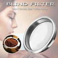 Edelstahl Blindfilter Kaffeemaschine Rückspülung Spülrückstand Best