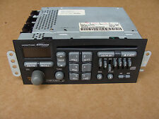 97-02 Trans Am Monsoon AM FM Radio CD Player Tuner 052217