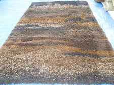 Wonderful rug Mid Century Scandinavian Eames Era Shag Carpet Holland desso