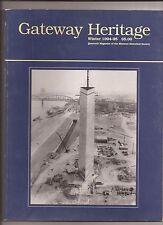 GATEWAY HERITAGE Winter 1994-95 Magazine...Jefferson National Memorial Cover