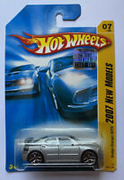 2007 Hotwheels New Models 1/500 Factory Set Mint 7/36 Dodge Charger SRT8