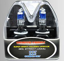 880 893 884 37.5W Halogen upgrade Fog Light Bulb Super White Xenon DRL 6000K B2