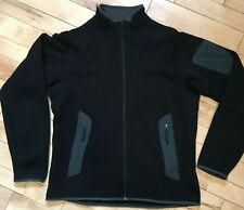 996b06dd65f Arc'teryx Polartec Fleece Full Zip Jacket Women's Large Black