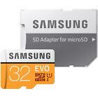 US Seller EVO Samsung Memory 32GB 32G 32 GB Micro SD SDHC MicroSD Class 10