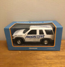 Progressive Insurance Immediate Response Vehicle 1:24 Diecast Ford Explorer - A3