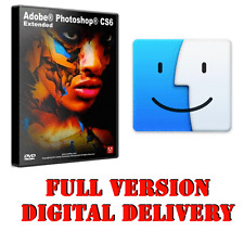Photoshop CS6 for Mac | Secure Adobe Download | Full Retail Version with updates