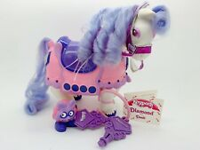 Vintage Tonka Keypers Diamond Pony With Finder And Accessories Wow!
